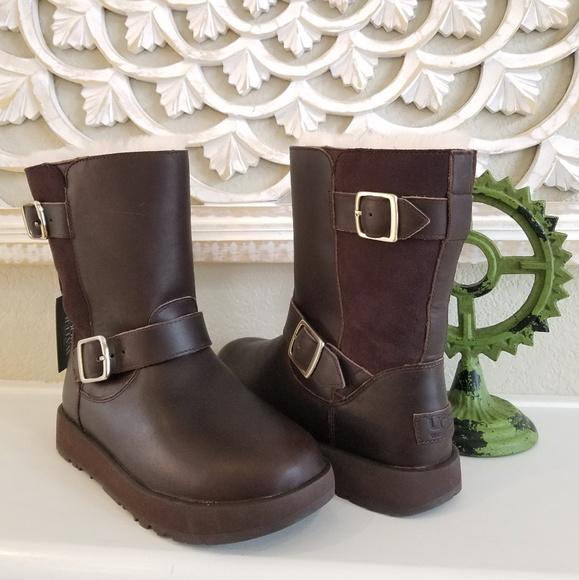 ff322122bc7 NWOB! UGG Breida Waterproof Boots NWT